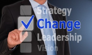 Be smart - and strategic - about change in your business.