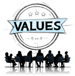 When values align, so do relationships and goal achievement.